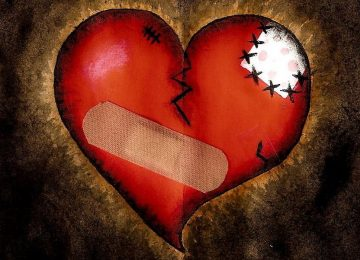 How a Broken Heart Poem Will Not Help to Repair a Broken Relationship