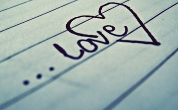 How To Write A Love Letter From The Heart