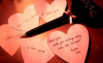 How To Repaid A Relationship With A Love Letter