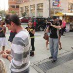 Mark and Mindi's Street Magic Marriage Proposal