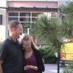 Heath and Sarah's Freeze Flash Mob Proposal