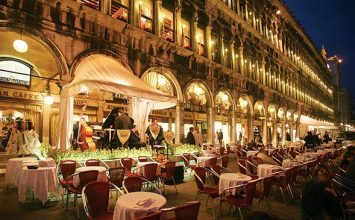 The Top 5 Romantic Restaurants in Venice