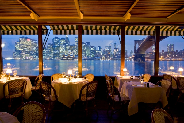 Top 5 Romantic Restaurants in New York