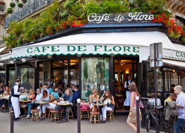 Top 5 Romantic Restaurants In Paris