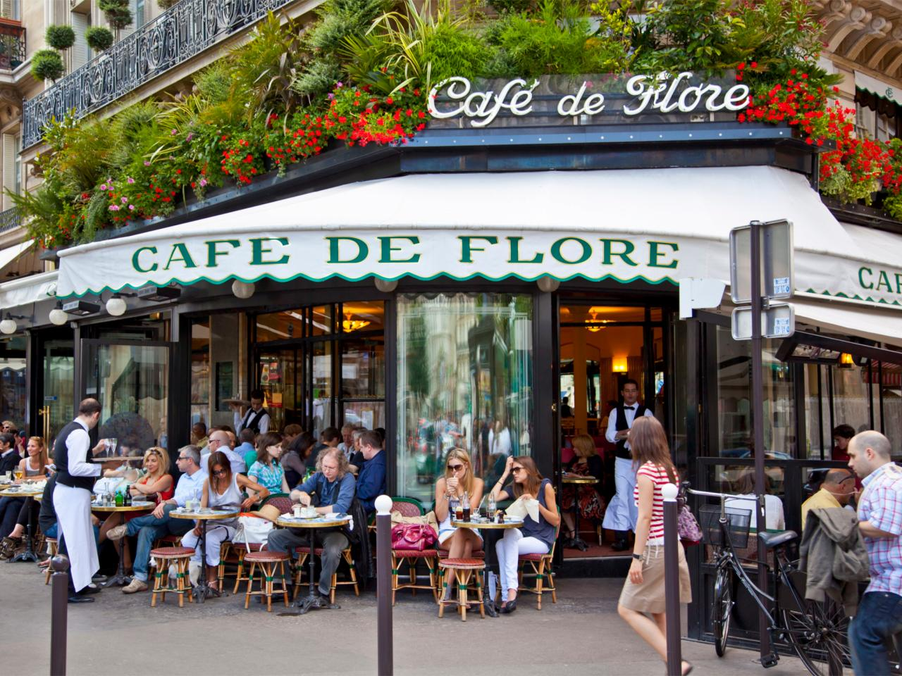 Romantic Restaurants In Paris
