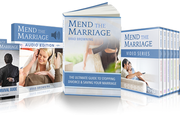 Brad Browning's Mend the Marriage Review