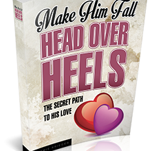 Kymmie Krieger's Make Him Fall Head Over Heels Review