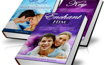 Carrie Engel's Enchant Him Review