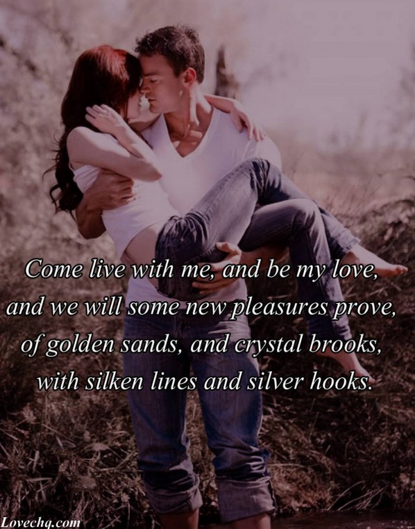 Romantic Love Quotes Enchanting Best Romantic & Inspiring Love Quotes For Him