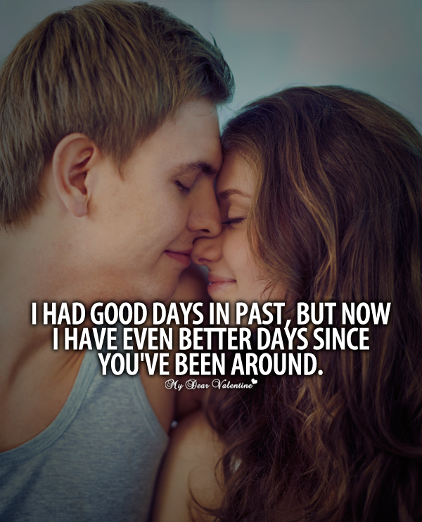 Best romantic quotes for girlfriend