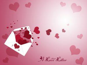 A Love Letter Of Regret