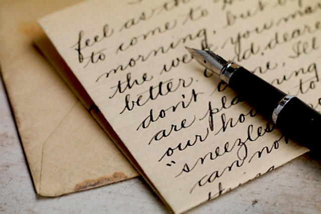 How to Write Letters: A 19th-Century Guide to the Lost Art of 15