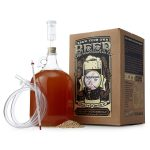Beer making kit gift idea