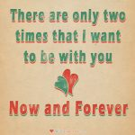 Now-and-Forever