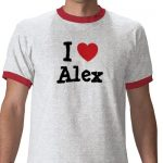 A Personalized Tee gift idea for him