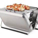 Briefcase Barbecue gift idea for him