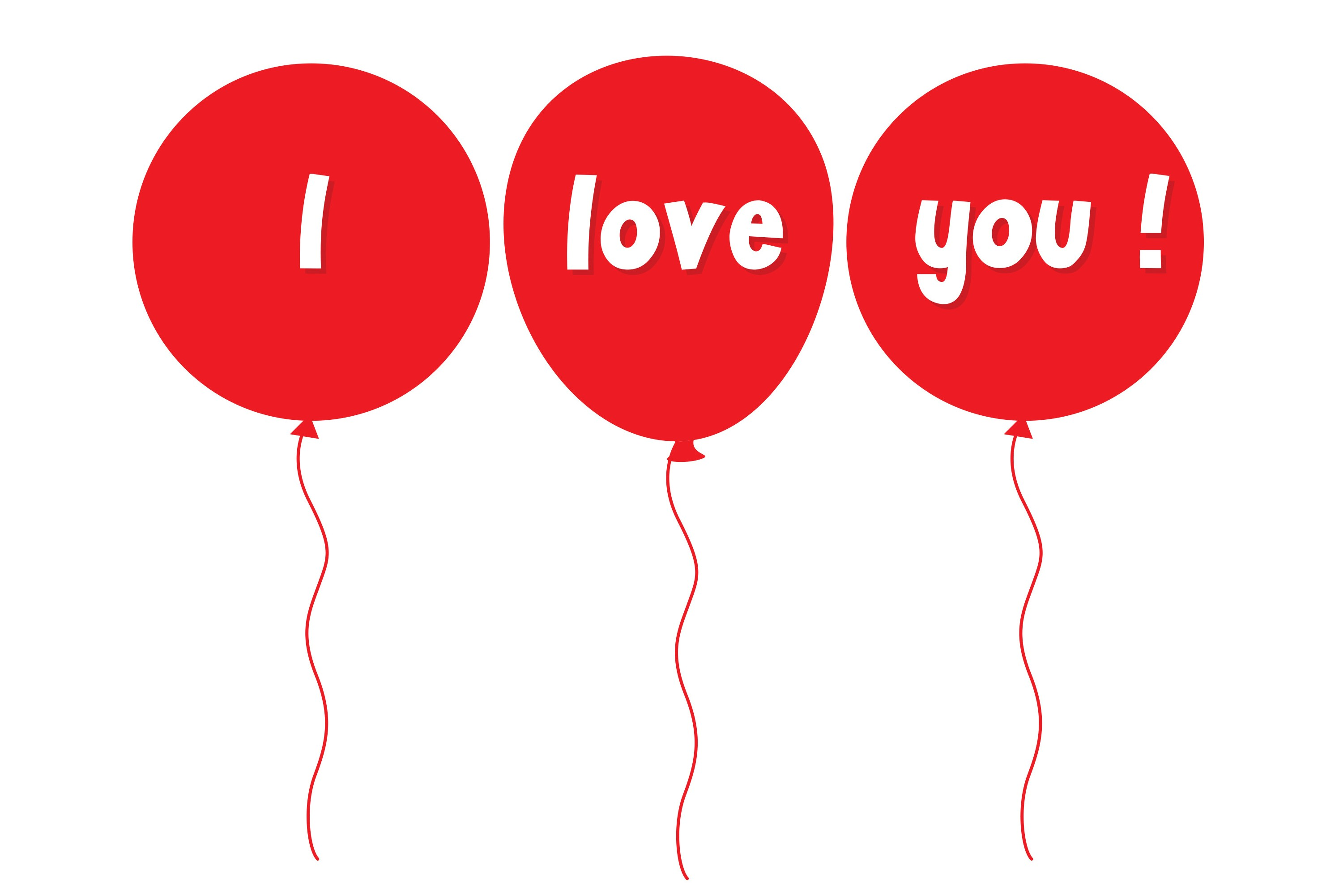 Sweet collection of i love you pictures and images i love you balloons e1449952783828 thecheapjerseys Gallery