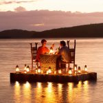 Romantic getaway gift idea