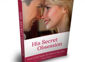 James Bauer's His Secret Obsession Review