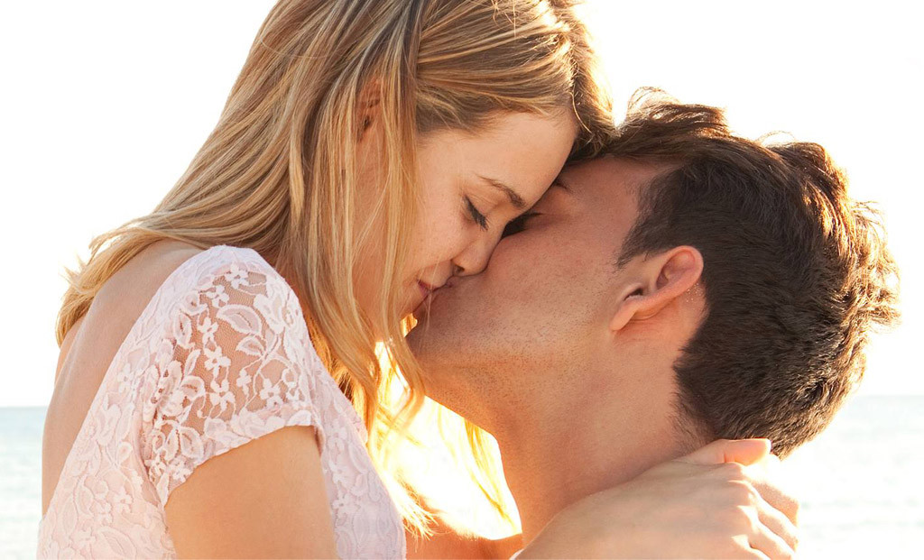 How to not be nervous for your first kiss