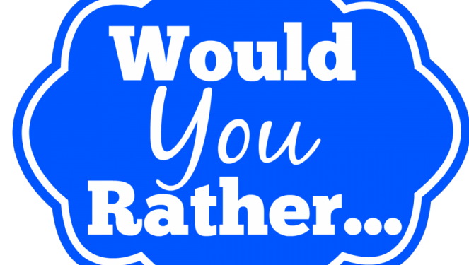 100 Crazy Would You Rather Questions For Couples