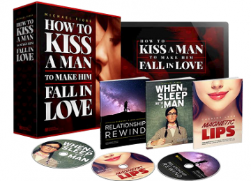 Michael Fiore's How to Kiss A Man to Make Him Fall in Love Review