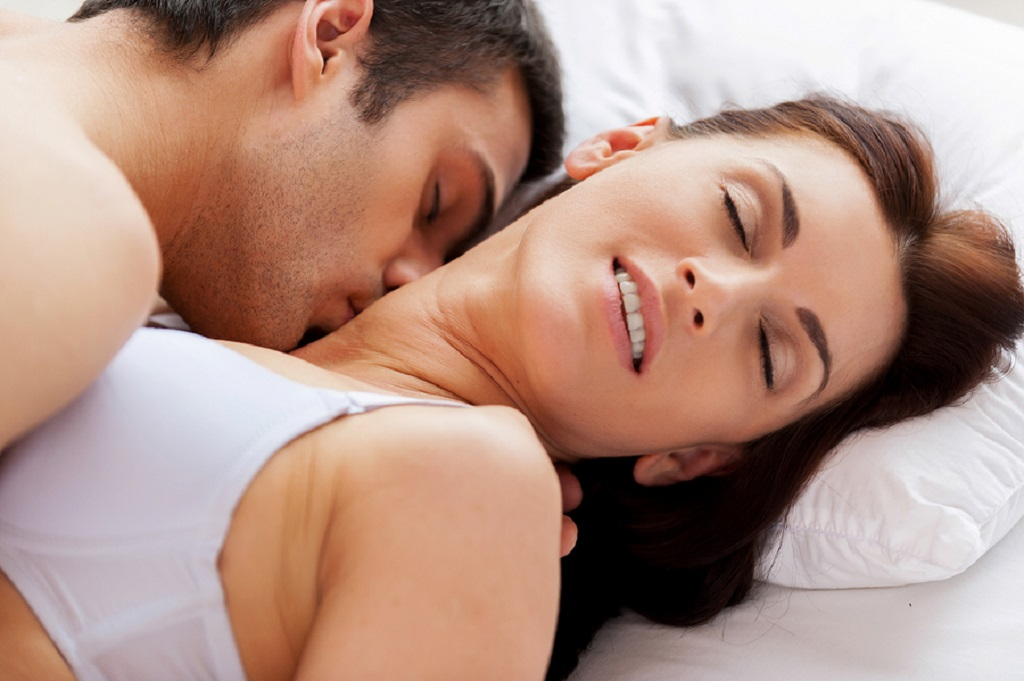 New sex ideas to spice up a relationship