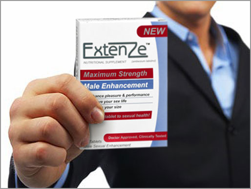 Who is Extenze For