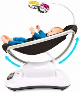 4moms MamaRoo 4 Bluetooth-Enabled High-Tech Baby Swing Review