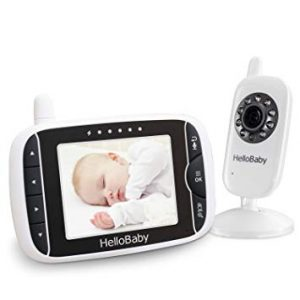 HelloBaby 3.2 Inch Video Baby Monitor Review