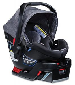 Britax B-Safe 35 Elite Infant Car Seat Review