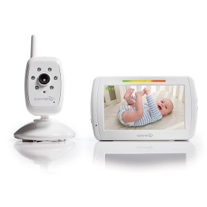 Summer Infant in View Video Baby Monitor Review