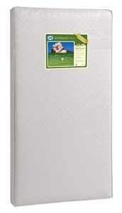 Sealy Soybean Foam-Core Infant/Toddler Crib Mattress Review