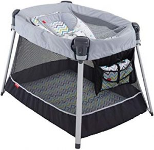 Fisher-Price Ultra-Lite Day & Night Play Yard Review