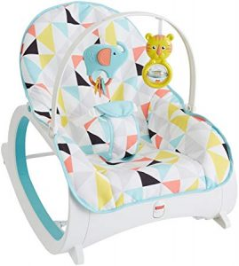 Fisher-Price Infant-to-Toddler Rocker Review