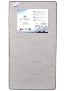 Serta iComfort Dawn Mist Crib and Toddler Mattress Review