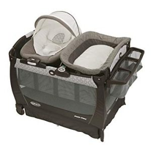 Graco Pack 'n Play Playard Snuggle Suite LX Review