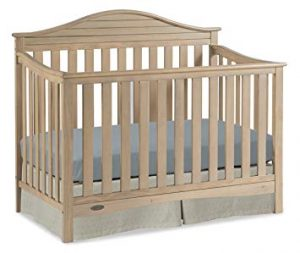 Graco Harbor Lights 4-in-1 Convertible Crib Review