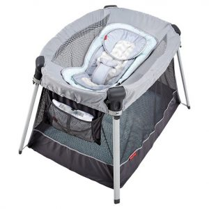 Fisher-Price Ultra-Lite Day and Night Play Yard Review