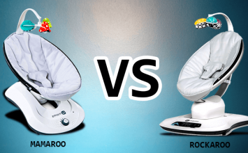 4moms MamaRoo Vs. Rockaroo – Which Is Better?