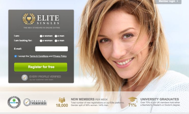 EliteSingles Profiles