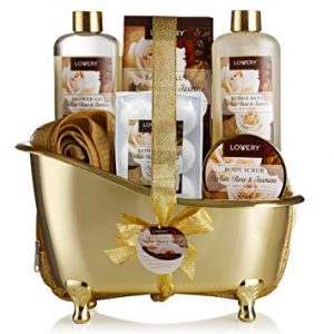 Lovery Spa Gift Basket