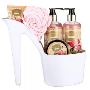 Draizee Spa Basket for Women