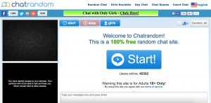 ChatRandom review