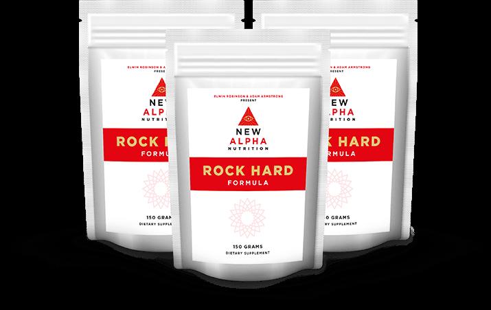 Man Tea: Rock-Hard Formula Review