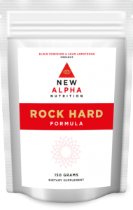 Man Tea: Rock Hard Formula