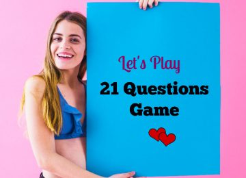 21 Questions Game: Best Questions To Ask Your Crush