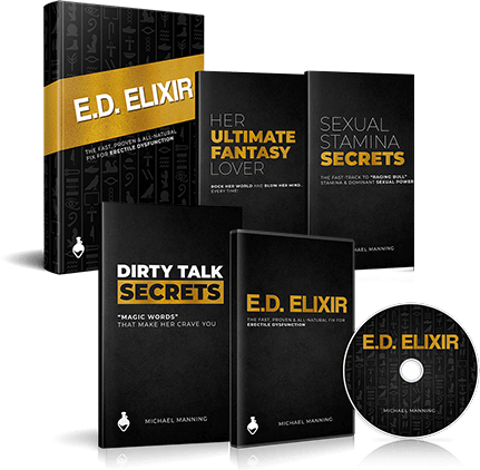 E.D Elixir Review – Is It Safe Erectile Dysfunction Cure?