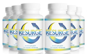 Resurge Review – Deep Sleep & Weigh Loss
