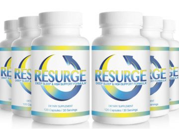 Resurge Review – Deep Sleep & Weigh Loss